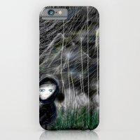iPhone & iPod Case featuring Danae in the field by Carlos Una