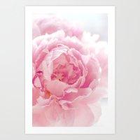 Thousand Petals Art Print