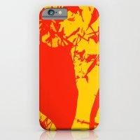 iPhone & iPod Case featuring Straw men by Keren Shiker