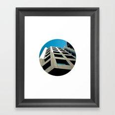 Circle v3.4 Framed Art Print