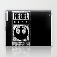 Rebel Base Laptop & iPad Skin