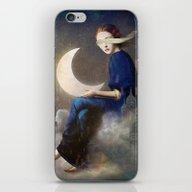 Kingdom Of Clouds iPhone & iPod Skin
