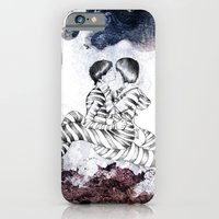 iPhone & iPod Case featuring Knife Bearing Diamond Thieves by Kristal Raelene Melson