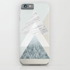Snow Into The Forest iPhone 6 Slim Case