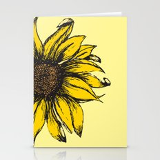 Sunflower II Stationery Cards