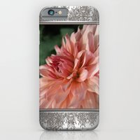 iPhone & iPod Case featuring Dahlia named Preference by JMcCombie