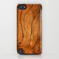 Wood Texture 99 iPod touch Slim Case