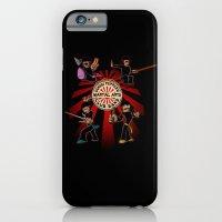 Sensei Pepper's Martial Arts Club Band iPhone 6 Slim Case