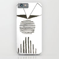iPhone & iPod Case featuring Girl by Art Pass