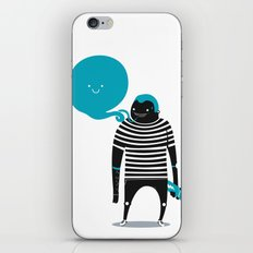 Do what makes you happy iPhone & iPod Skin