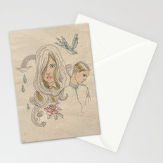 I don´t want promises Stationery Cards