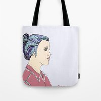 Hard For Dreamers (The St. Aurora) Tote Bag