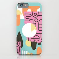 iPhone & iPod Case featuring Amanaemonesia by Wilmer Murillo