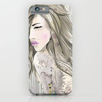 iPhone & iPod Case featuring women_colors by wit_art