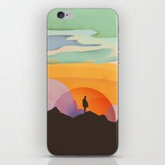 I Like to Watch the Sun Come Up iPhone & iPod Skin