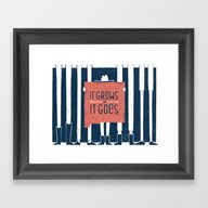 Framed Art Print featuring New Mexico by Jonny Ashcroft