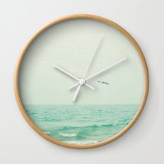 Lone Bird Wall Clock