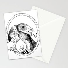 Mr. Vulture Stationery Cards