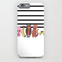 The Unusual Suspects iPhone 6 Slim Case