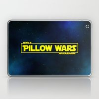 Pillow Wars Laptop & iPad Skin