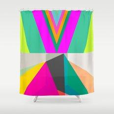 P2 Shower Curtain