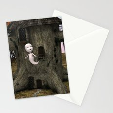 Little Ghost Stationery Cards