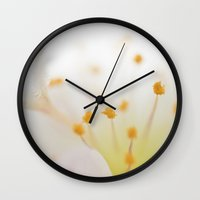 Mornings Wall Clock