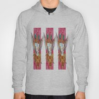 The Ultimate Pollinator, Triptych Hoody