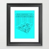 Ayresome Park - Middlesb… Framed Art Print