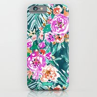 TROPICAL FEELS iPhone 6 Slim Case
