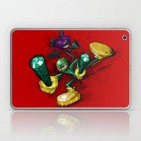 KICK-ASS Laptop & iPad Skin