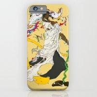 iPhone Cases featuring 素戔男 - SUSANOO by kasi minami