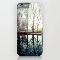 A bend in the river iPhone 6 Slim Case
