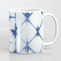 Shibori Thirteen Mug