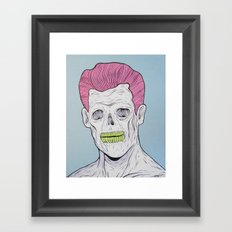 xerofax Framed Art Print