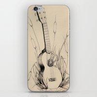 Ukulele iPhone & iPod Skin