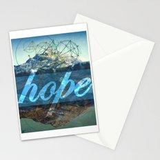 HOPE (1 Corinthians 13:13) Stationery Cards