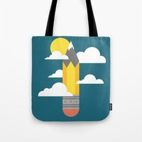 Mountains At My Fingerti… Tote Bag