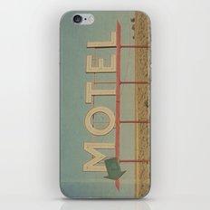 Vintage Motel iPhone & iPod Skin