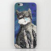 kittens iPhone & iPod Skin