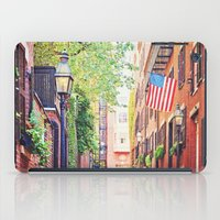 Historic Acorn Street, B… iPad Case