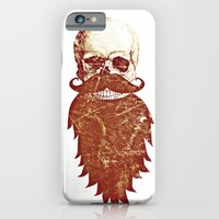 Beard Skull 2 iPhone 6 Slim Case