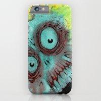 Frenzied Zombie iPhone 6 Slim Case