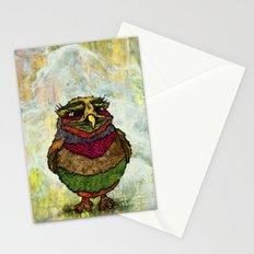 Owly Stationery Cards