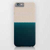 Empty Ocean iPhone 6 Slim Case