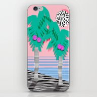 Most Definately - Palm T… iPhone & iPod Skin