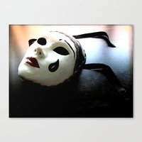 Abandoned Artistry Canvas Print