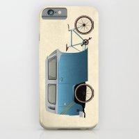 Camper Bike iPhone 6 Slim Case