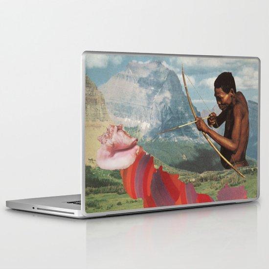 HORSE'S ASS Laptop & iPad Skin