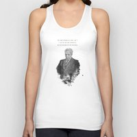 The One Less Traveled By Unisex Tank Top